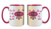 South Carolina Gamecocks 15oz Mom Mug
