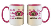 Boston Bruins 15oz Mom Mug