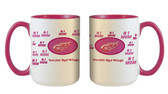 Detroit Red Wings 15oz Mom Mug