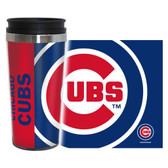 Chicago Cubs Travel Mug - 14 oz Full Wrap - Hype Style
