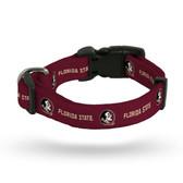 Florida State Seminoles Pet Collar - Medium