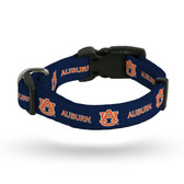 Auburn Tigers Pet Collar - Small