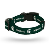 Michigan State Spartans Pet Collar - Small