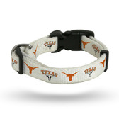 Texas Longhorns Pet Collar - Medium