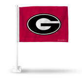 Georgia Bulldogs 'G' Car Flag