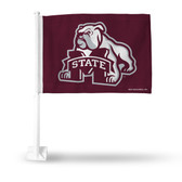 Mississippi State Bulldogs (Secondary) Car Flags
