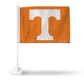Tennessee Volunteers Block T Car Flag