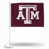 Texas A&M Aggies Car Flag