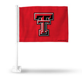 Texas Tech Red Raiders Car Flag #3