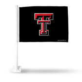 Texas Tech Red Raiders Car Flag #4