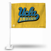 UCLA Bruins Car Flag SECONDARY COLOR