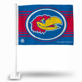 Kansas Jayhawks Car Flag #2
