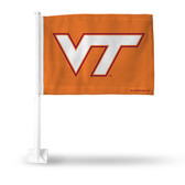 Virginia Tech Hokies  Car Flag #2