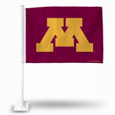 Minnesota Golden Gophers Car Flag