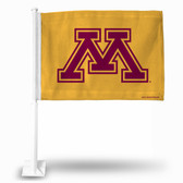 Minnesota Golden Gophers Car Flag #2