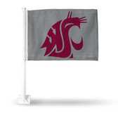 Washington State Cougars Car Flag #2