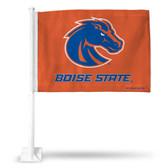 Boise State Broncos Car Flag ORANGE