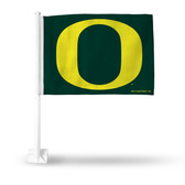 Oregon Ducks O Car Flag