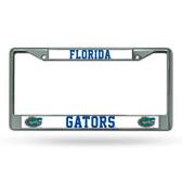 Florida Gators Chrome Frame
