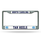 North Carolina Tar Heels Chrome Frame