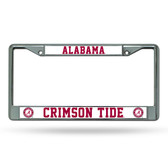 Alabama Crimson Tide Chrome Frame