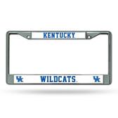 Kentucky Wildcats Chrome Frame