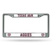 Texas A&M Aggies Chrome Frame