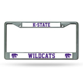 Kansas State Wildcats Chrome Frame