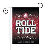 "Alabama Crimson Tide Garden Flag 13"" X 18"""