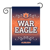 "Auburn Tigers Garden Flag 13"" X 18"""