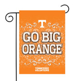 "Tennessee Volunteers Garden Flag 13"" X 18"""