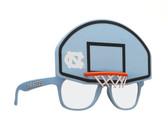 North Carolina Tar Heels Basketball Novelty Sunglasses