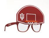Indiana Hoosiers Basketball Novelty Sunglasses