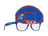 Kansas Jayhawks Basketball Novelty Sunglasses