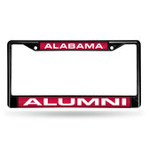 Alabama Crimson Tide ALUMNI BLACK LASER FRAME