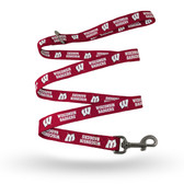 Wisconsin Badgers Pet Leash - SMALL / MEDIUM