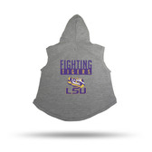 LSU Tigers PET HOODIE - LARGE