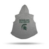 Michigan State Spartans PET HOODIE - MEDIUM