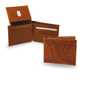 Washington Huskies Embossed Billfold