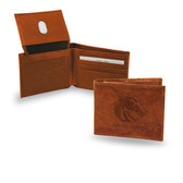 Boise State Broncos Embossed Leather Billfold
