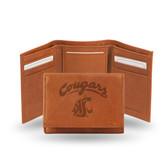 Washington State Cougars Embossed Trifold