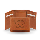 Washington Huskies Embossed Trifold