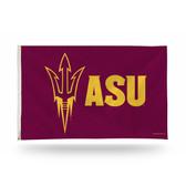 Arizona State Sun Devils 3X5 Banner Flag