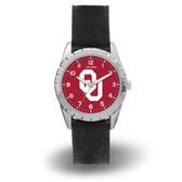 Oklahoma Sooners Sparo Nickel Watch