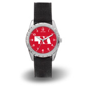Nebraska Cornhuskers Sparo Nickel Watch