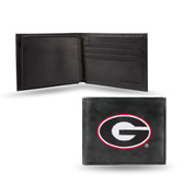 Georgia Bulldogs Embroidered Billfold