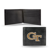 Georgia Tech Yellow Jacket Embroidered Billfold