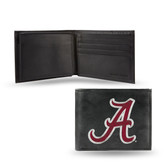 "Alabama Crimson Tide ""A"" Embroidered Billfold"