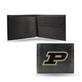 Purdue Boilermakers Embroidered Billfold
