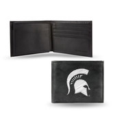 Michigan State Spartans Embroidered Billfold